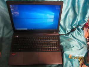 SOLD Quad Core Windows 10 (x64) Laptop with HDMI