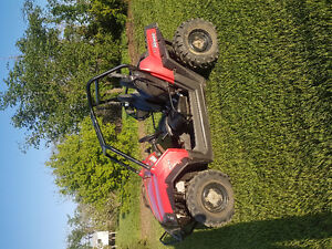 2009 Polaris Rzr 800 Reduced!