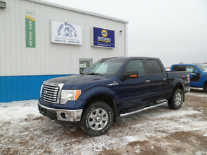2012 Ford F-150 SuperCrew XLT XTR 4X4
