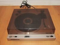 Table tournante Marantz direct drive system--NEGOCIABLE—