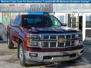 2015 Chevrolet Silverado 1500 LTZ | Heated  Cooled Front Seats |