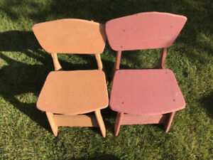 set of 4 kids furniture