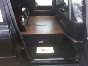 Hearse for sale