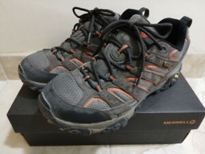 Merrell Moab 2 Waterproof Hiking Shoes - Men's Size 9.5