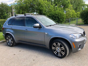 2013 BMW X5 35i Xdrive with M package