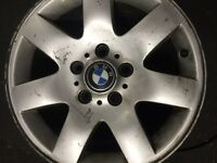"BMW e46 alloy 16"" INCH"