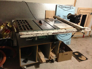 King Canada Table saw.