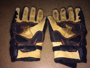 Icon TiMax TRX Short Gloves used - Small