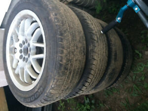 Tires and rims 16/5bolt