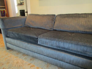 Beautiful Reupholstered Couch - MAKE AN OFFER!
