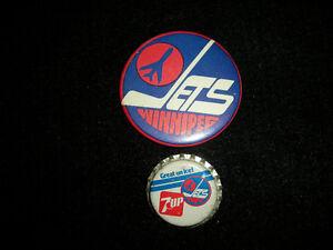 Original Winnipeg Jets Pins