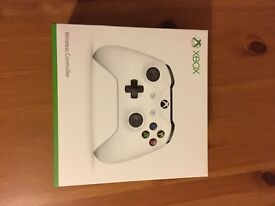 Xbox One controller, brand new and sealed