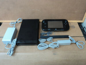 Console Nintendo Wii U Console + 6 Jeux / Games