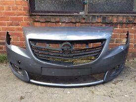 Vauxhall Meriva 2014 2015 2016 genuine front bumper for sale