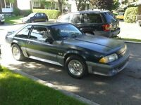 FORD MUSTANG GT 5.0L