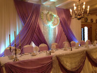 30 % off Full Reception Decor ONLY $680.00 MUST QUICK