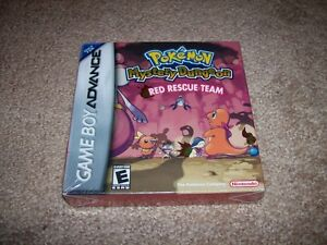 Pokémon Mystery Dungeon Red Rescue Team (factory sealed)