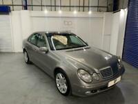 2003 Mercedes-Benz E Class 2.7 E270 CDI Elegance 4dr Saloon Diesel Automatic