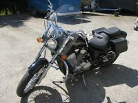 650 HONDA SHADOW for sale