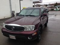 2006 Buick Rainier Fully loaded