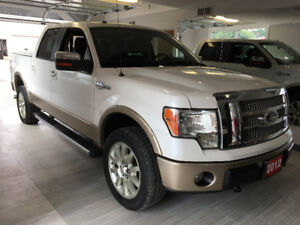 2012 Ford F-150 **KING RANCH**   4X4