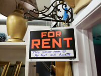 "Room for Rent in ""A Butler Antique Market"""
