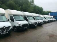 WE BUILD LARGEST POSSIBLE 17FT XLWB LOW LOADER RELAY BOXER MASTER MOVANO DUCATO