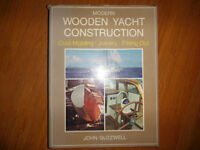 Wooden Yacht Construction Book Cold-Molding Joinery Fitting Out