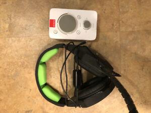 Astro MixAmp Pro w/ XboxOne headset