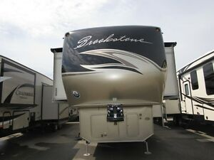 2013 COACHMEN BROOKSTONE 385FL