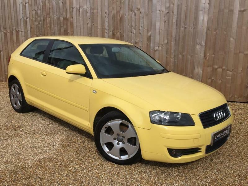 2003 audi a3 2 0 fsi sport 3dr in alresford hampshire. Black Bedroom Furniture Sets. Home Design Ideas