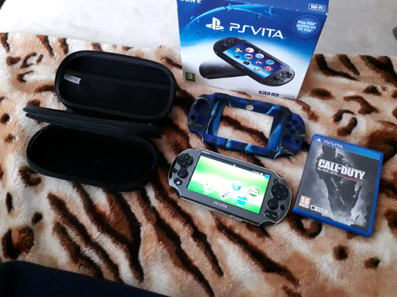 PS Vita 64GB Mint Condition 3 Free PS4 Games Included | in Huddersfield,  West Yorkshire | Gumtree