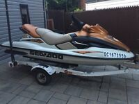 Seadoo Bombardier 3 Place 3 Seater