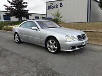 2003 Mercedes-Benz CL500 5.0 auto. WHAT A CAR