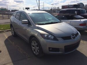 Mazda cx7 2008 full options...... ( moteur deffectuer)
