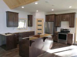 Kitchen cabinets and Closets