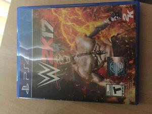 WWE 2K17 for PlayStation 4 Belleville Belleville Area image 1