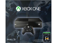 Xbox One Halo: The Master Chief Collection Bundle Brand new