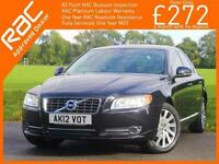 2012 Volvo S80 2.4 D5 Turbo Diesel 212 BHP SE LUX Geartronic 6 Speed Auto Sunroo