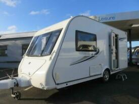 2011 COMPASS VANTAGE 462 SPECIAL EDITION 2 BERTH CARAVAN WITH END WASHROOM.....