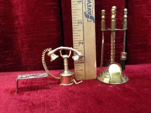 Brass & White Cast Miniatures - ALL FOR $120 Windsor Region Ontario image 3