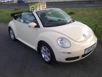 Volkswagen Beetle 1.6 Luna Convertible - FSH- New MOT - 51888 Miles