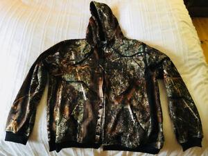 Manteau de chasse Sportchief neuf , grandeur XL