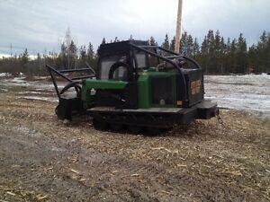 Mulchers & lot development equipment for hire.