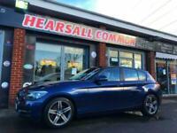 2012 12 BMW 1 SERIES 2.0 118D SPORT 5D 141 BHP 12 MONTHS MOT HPI CLEAR £30 Y TAX