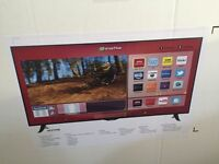 "New Graded Hitachi 55"" Special Smart LED TV"