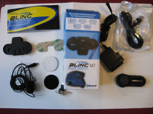 Blinc M1 Bluetooth Communication for Motorcycle helmets (Parts)