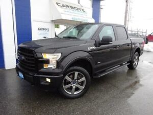 2016 Ford F-150 Sport 4x4 Crew, Nav, Moonroof, Leather, Blind Sp