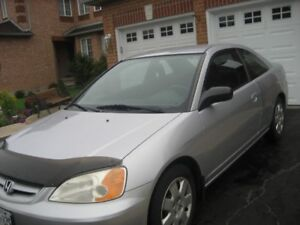 Honda Civic looking for good home
