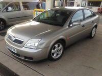 2003 Vauxhall Vectra 2.2 DTI 11 Months MOT